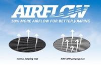 BERG flatground trampoline Elite, diam. 430 cm. -3