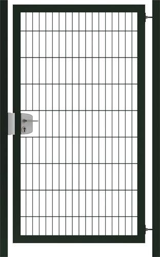 Hillfence metalen enkele poort, Premium-line