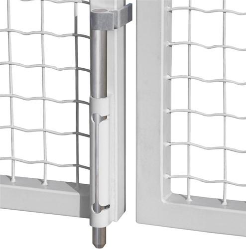 Hillfence grondgrendel voor metalen poort