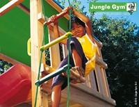 Houtpakket voor Jungle Gym 1 step module