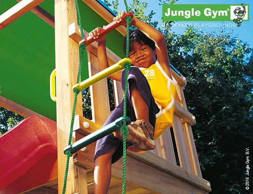 Houtpakket voor Jungle Gym 1 step module-2