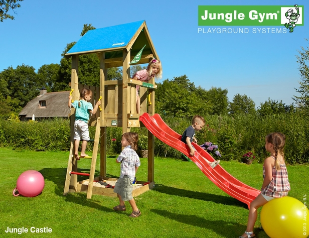 Jungle Gym montagekit Jungle Castle