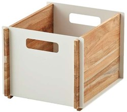 Cane-Line Storage Box, White