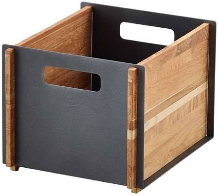 Cane-Line Storage Box, Lava grey