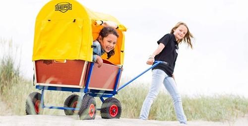 BERG Western Cover voor Beach Wagon L-2