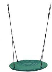 Nestschommel Winkoh groen/groen, diam. 100 cm