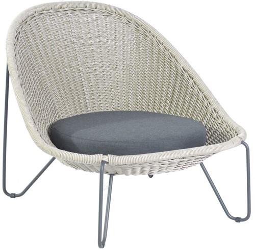 Borek Pasturo lounge stoel  - sand