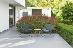 Borek Silves tuinstoel, stalen frame