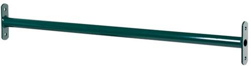 Duikelstang, afm.  Ø 3,3, lengte 125 cm, groen