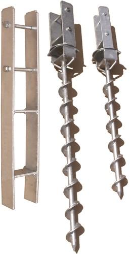 schroefanker 143 cm