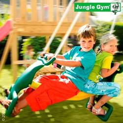 Jungle Gym montagekit voor 2 Seat Module (dubbel schommelzitje)