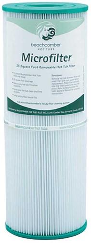 Beachcomber spa filter voor Beachcomber Hot Tub, afm. 25SqFt