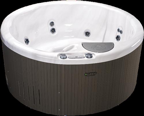 Beachcomber 320 portable Eco-Loc Hot Tub, afm. Ø198 x 86 cm