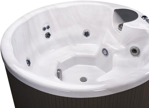 Beachcomber 320 portable Eco-Loc Hot Tub, afm. Ø198 x 86 cm-3