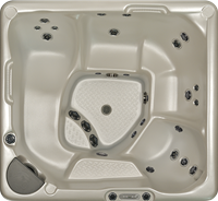 Beachcomber 350 portable Eco-Loc Hot Tub, afm. 224 x 203 x 97 cm