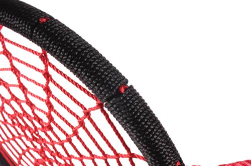 nestschommel diam. 95 cm, zwart/rood-3