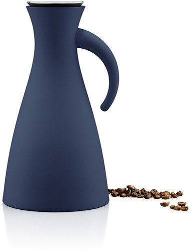 Eva Solo thermoskan, inhoud 1,0 liter, navy blue