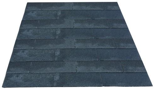 Dakshingles, per 3 m2,  zwart