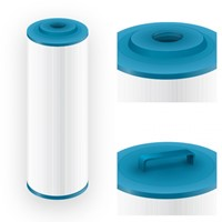 Darlly spa filter voor jacuzzi, type SC757, diam. 13 cm, lengte 35 cm-2
