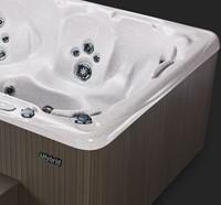 Beachcomber 540 portable Eco-Loc Hot Tub, afm. 178 x 218 x 97 cm-3