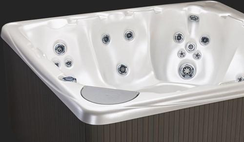 Beachcomber 550 portable Eco-Loc Hot Tub, afm. 224 x 203 x 97 cm-3