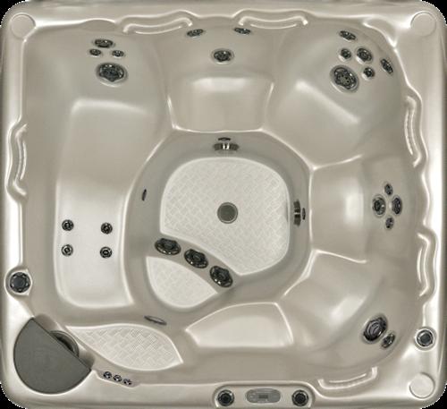 Beachcomber 550 portable Eco-Loc Hot Tub, afm. 224 x 203 x 97 cm