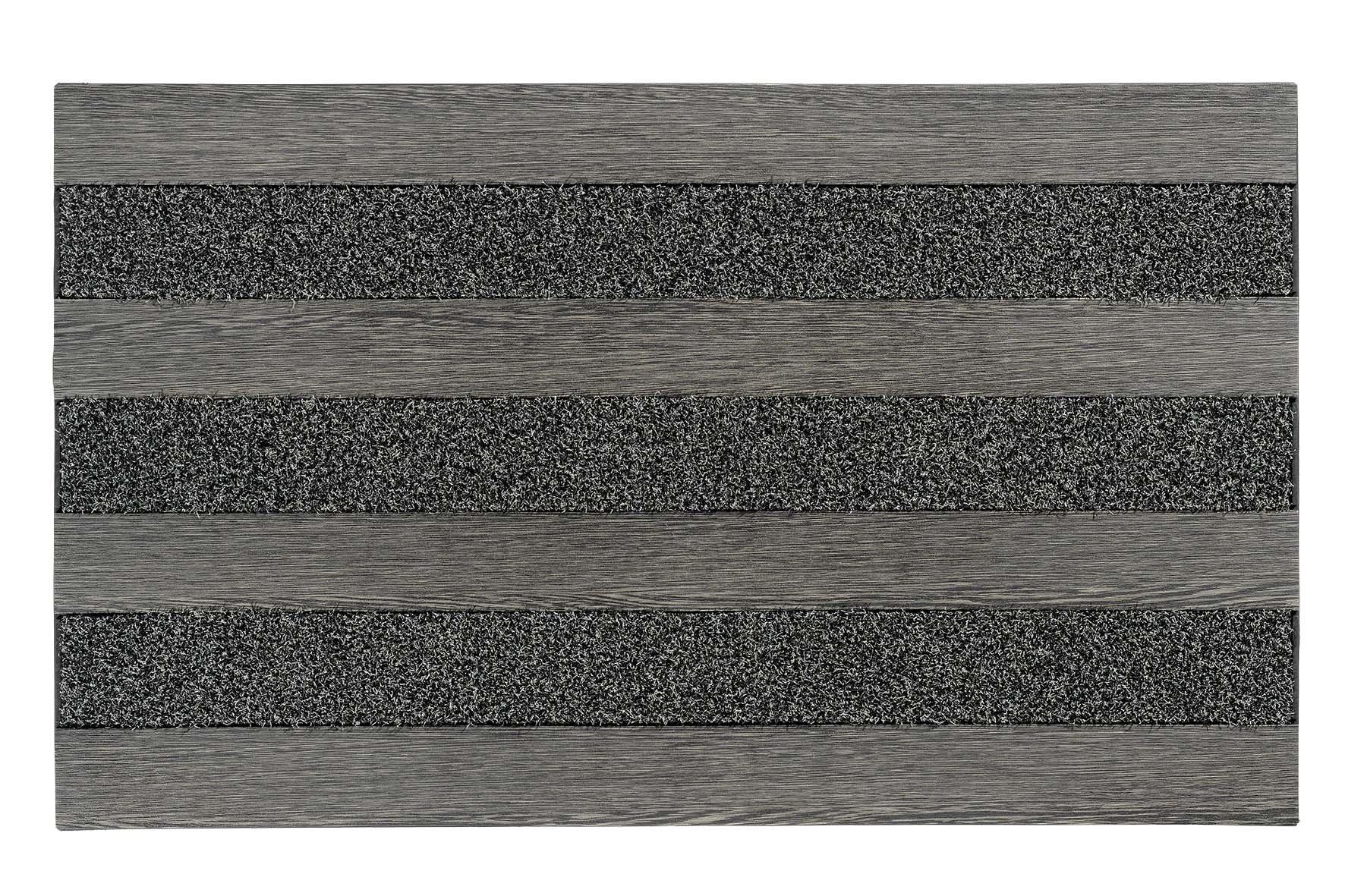 MD-Entree deurmatten Deurmat Woodland, afm. 46 x 76 cm - steel