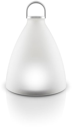 Eva Solo SunLight Bell lamp, hoogte 19,9 cm, op zonne-energie