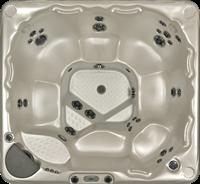 Beachcomber 570 portable Eco-Loc Hot Tub, afm. 224 x 203 x 97 cm