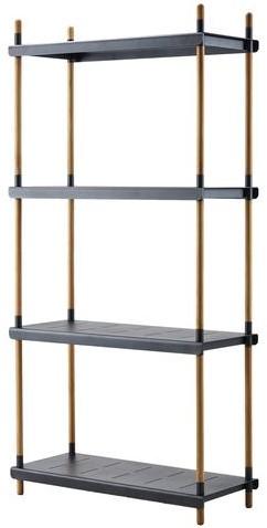 Cane-Line Frame shelving, basismodel hoog, showmodel