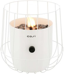 Cosi Fires gaslantaarn Cosiscoop Basket White