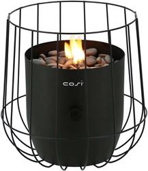 Cosi Fires gaslantaarn Cosiscoop Basket Black