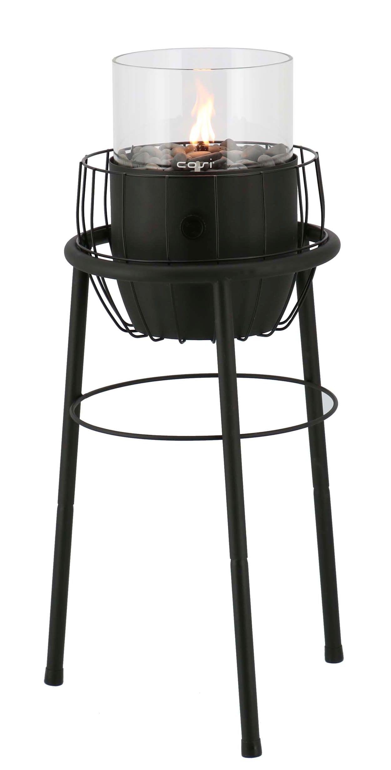 Cosi Fires vuurtafels en gaslantaarns Cosi Fires gaslantaarn Cosiscoop Basket High Black