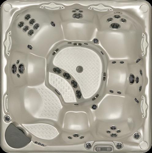 Beachcomber 750 portable Eco-Loc Hot Tub, afm. 226 x 226 x 97 cm