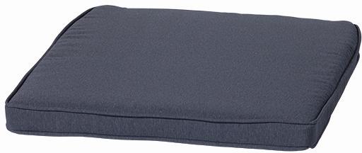 Madison tuinkussen Wicker multi, 48 x 48 cm - outdoor oxford grey