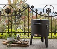Houtskoolbarbecue Tonello van Boretti