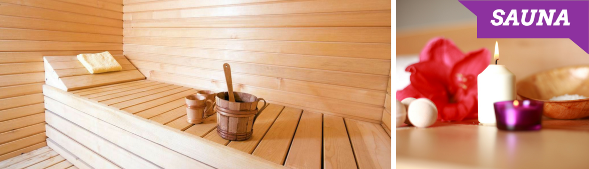 BuitenDesign groep 745 sauna