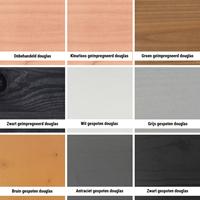 Douglas kleurvarianten