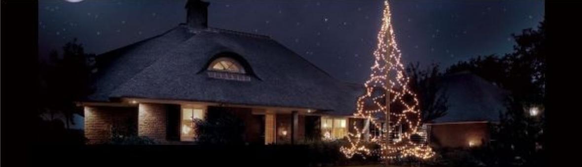 buitenhout - groep 506 kerstbomen