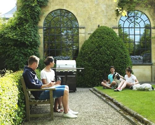 Ligorio barbecue van Boretti