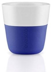 Eva Solo Espresso koffiemok, inhoud 80 ml, blauw, per 2 st.