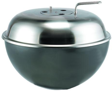 Dancook houtskoolbarbecue 1400, inbouw-kettle, diameter 58 cm-2