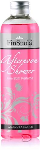 Badparfum afternoon shower, fles 250 ml