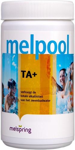 TA+ alkaliniteitsverhoger voor spabaden, 1 kg