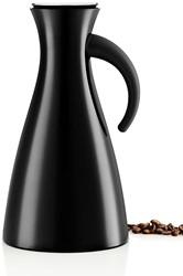 Eva Solo thermoskan, inhoud 1,0 liter, zwart