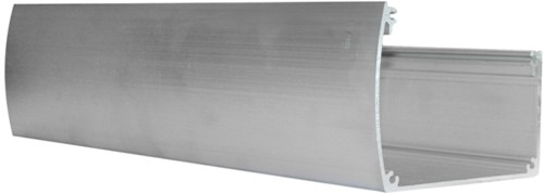 Aluminium goot voor douglas veranda Excellent, lengte 600 cm