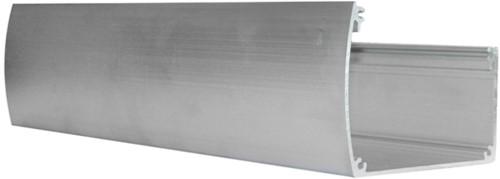 Aluminium goot voor douglas veranda Excellent, lengte 700 cm