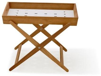 Cane-line Amaze vouwbare tafel - teak
