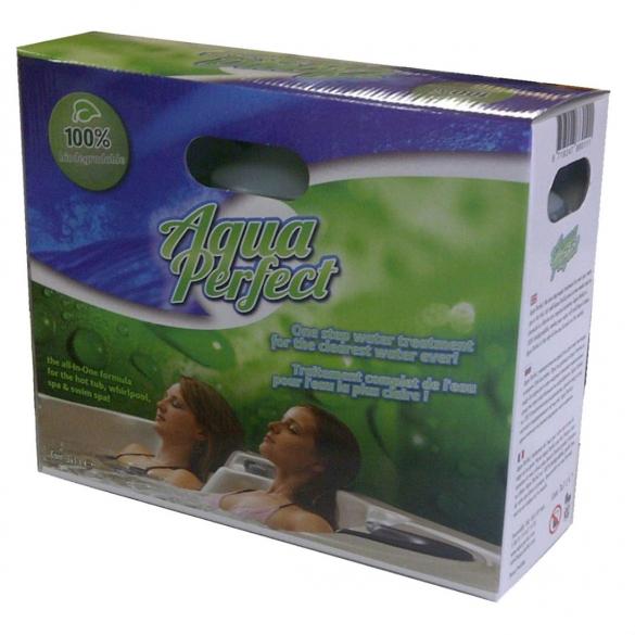 AquaPerfect onderhoud AquaPerfect chloorvrij onderhoudspakket voor jacuzzi, 3 x 1 liter