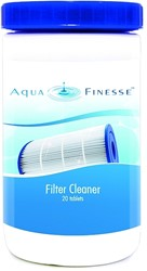 AquaFinesse Filter Cleaner, per 20 tabs